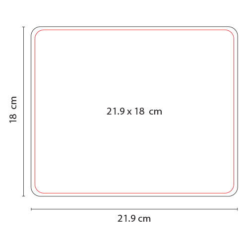 Mouse Pad Vera ANF007 2 3