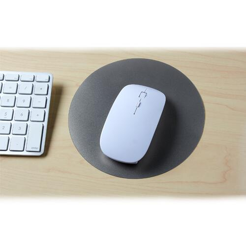 Mouse Pad Silver MOP 015-S_1